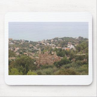 Torremolinosの眺めの範囲-スペイン マウスパッド