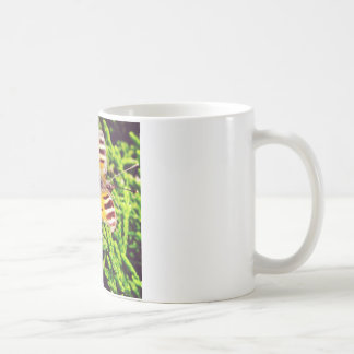 Tortoiseshell蝶 コーヒーマグカップ