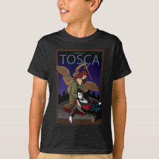 Toscaのオペラ Tシャツ