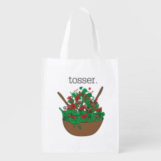 tosser。 (サラダ) エコバッグ