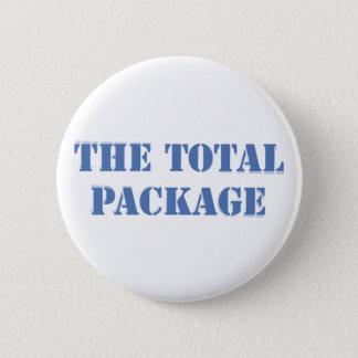 TotalPackage 5.7cm 丸型バッジ