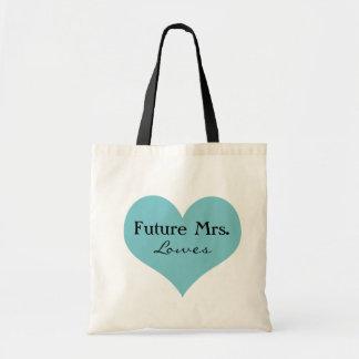 Tote未来の夫人 トートバッグ