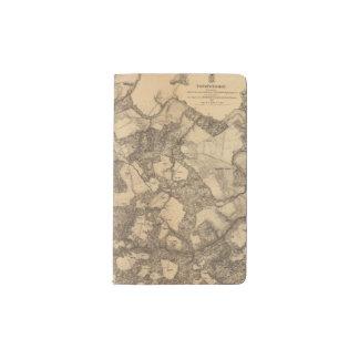 Totopotomoy、ヴァージニア ポケットMoleskineノートブック