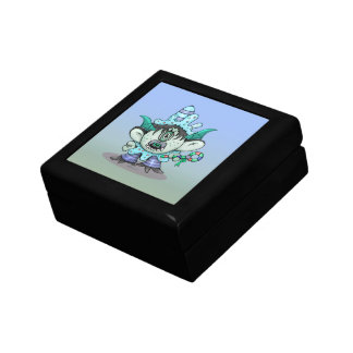 TOUBAKOUの小さいギフト用の箱モンスター ギフトボックス