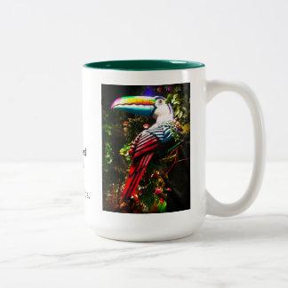 Toucanのマグ ツートーンマグカップ