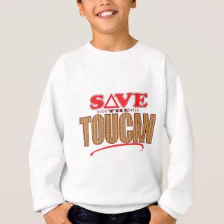 Toucanの保存 スウェットシャツ