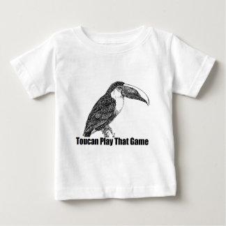 Toucanの演劇ゲーム ベビーTシャツ