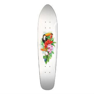 Toucanの熱帯(右の)スケートボード スケートボード