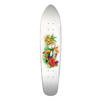 Toucanの熱帯(左の)スケートボード スケートボード