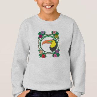 Toucanの鳥 スウェットシャツ