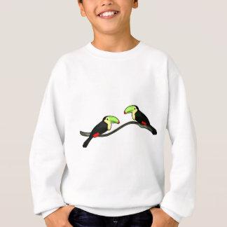 Toucan スウェットシャツ