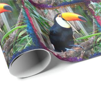 Toucan 5Bの包装紙の選択 ラッピングペーパー