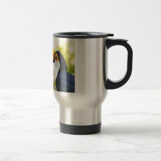 toucan tocoのポートレート トラベルマグ
