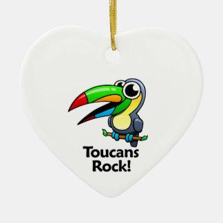 Toucansの石! セラミックオーナメント