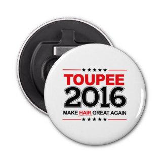 TOUPEE 2016年-毛を素晴らしく再度させて下さい 栓抜き