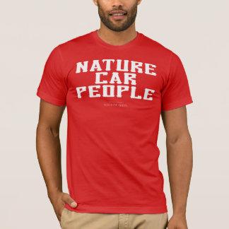 Tour de Arita Tシャツ NATURE CAR PEOPLE Tシャツ