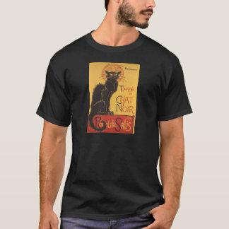 Tournee du Chat Noirの1896年のキャバレーポスター Tシャツ