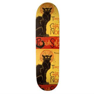 Tourneee du Chat Noir -ヴィンテージポスター スケートボード