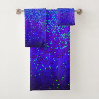 Towel Set Glitter Star Dust バスタオルセット