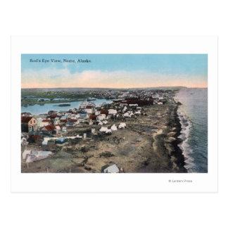 TownNome、AKの鳥瞰的な眺め ポストカード