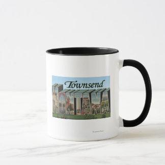 Townsend、モンタナ マグカップ