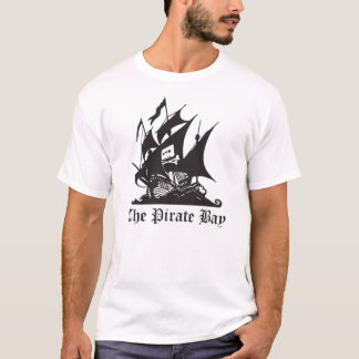 TPB: 海賊湾 Tシャツ