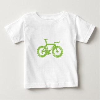 TrackBikeSpeed.pdf ベビーTシャツ
