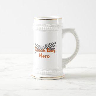 Trackdayの英雄のビールのジョッキ ビールジョッキ