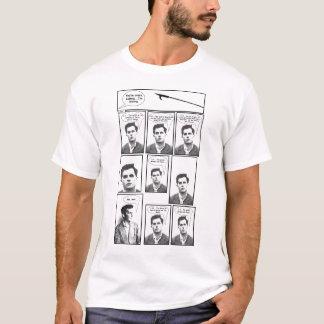 Tractatusの写実的な小説 Tシャツ