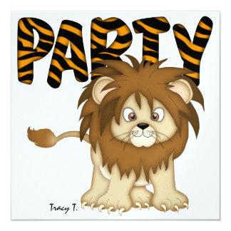 Tracyのライオン#2 - SRF カード