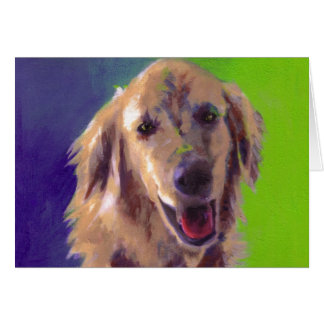 Tracyの子犬 カード