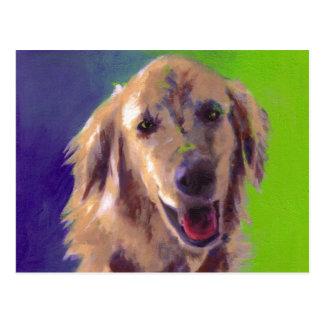 Tracyの子犬 ポストカード