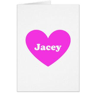 Tracy カード