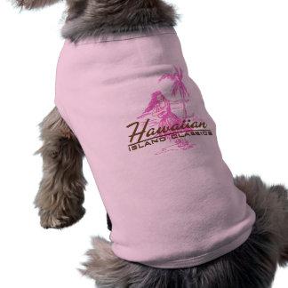Tradewindsの小犬のTシャツ ペット服