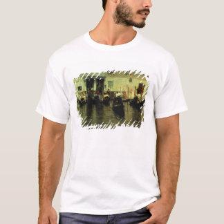 Traghettoのdella Maddalena 1887年 Tシャツ