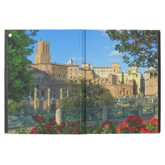 """Trajanのフォーラム、Traiani、ローマ、イタリア iPad Pro 12.9"""" ケース"""