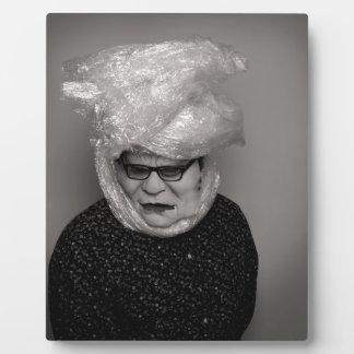 trannyおばあさん フォトプラーク