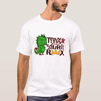 Tranny Saurusのレックス Tシャツ