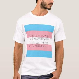 TRANSのプライドのワイシャツ Tシャツ
