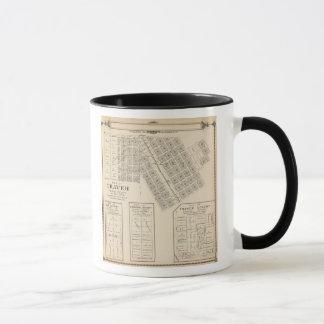 Traver、Tulare郡 マグカップ