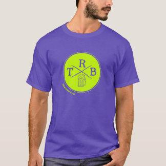 TRBのロゴのオウムのTシャツ Tシャツ