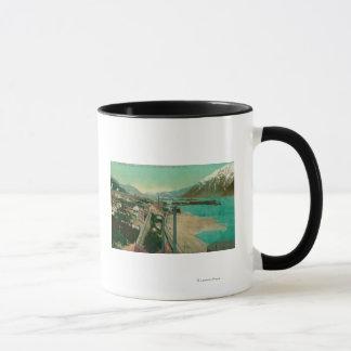 Treadwell、AKおよびダグラス都市およびジュノー マグカップ