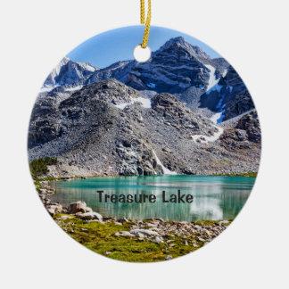 treasure湖 セラミックオーナメント