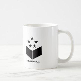 TREASURE BOX RECORD レーベルロゴマグカップ コーヒーマグカップ