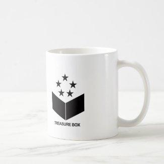 TREASURE BOX RECORD レーベルロゴマグカップ
