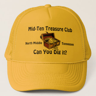 treasurechest-2の中間10の宝物クラブ、北M… キャップ
