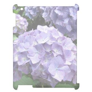 Trebah場合のパステル調のアジサイはiPadの庭いじりをします iPadカバー