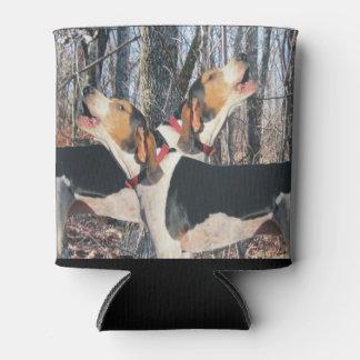 Treeingの歩行者のCoonhoundのクーラーボックス 缶クーラー