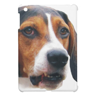 Treeingの歩行者のCoonhound iPad Miniカバー