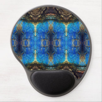 Treemo Gear Colorful Nature Pattern Gel Mouse Pad ジェルマウスパッド